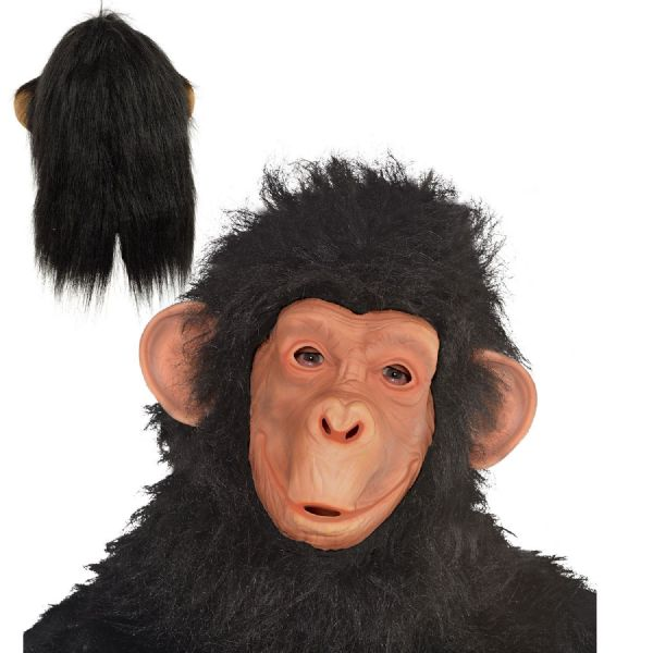 Chimp Full Head Mask